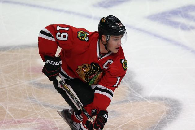 Toews: Presidents' Trophy 'Doesn't Mean a Whole Lot' to Hawks