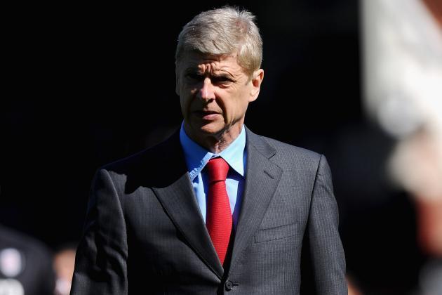 Arsene Wenger Needs Striking 'solution' After Giroud Red
