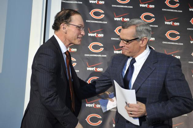 Chicago Bears: GM Phil Emery has a draft plan