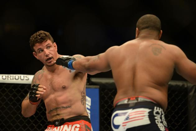 UFC on Fox 7 Salaries: Frank Mir and Benson Henderson Lead the Way
