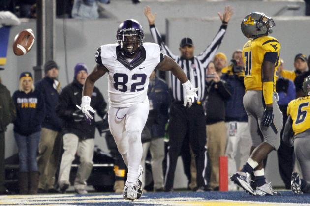 Josh Boyce Scouting Report: NFL Outlook for TCU WR