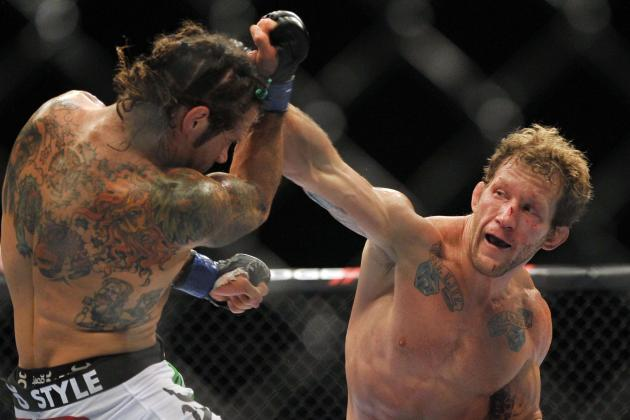 UFC 160: Potential Title Shot Gives Gray Maynard Added Motivation