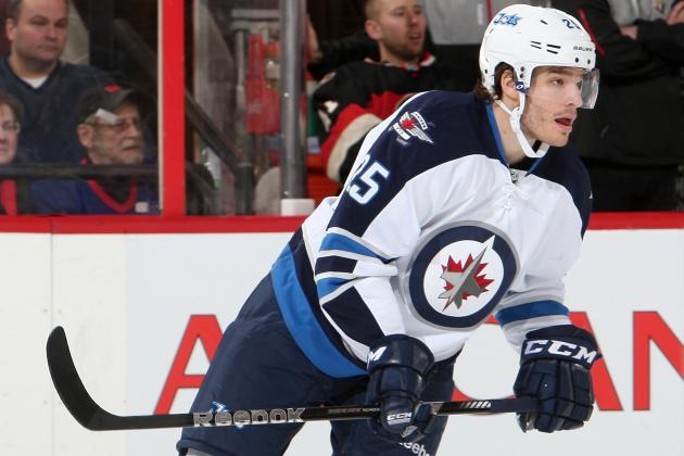 Jets Recall Redmond from AHL Conditioning Stint