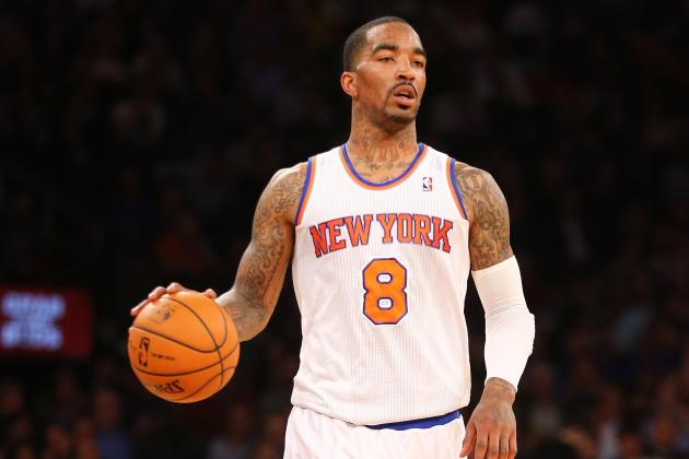 J.R. Smith's Sixth Man of the Year Award Proves He's Fulfilling Sky-High Ceiling