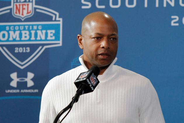 Giants GM Likely to Focus Early Picks on Defense