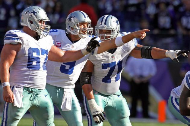 Dallas Cowboys' Pre-Draft Depth Chart