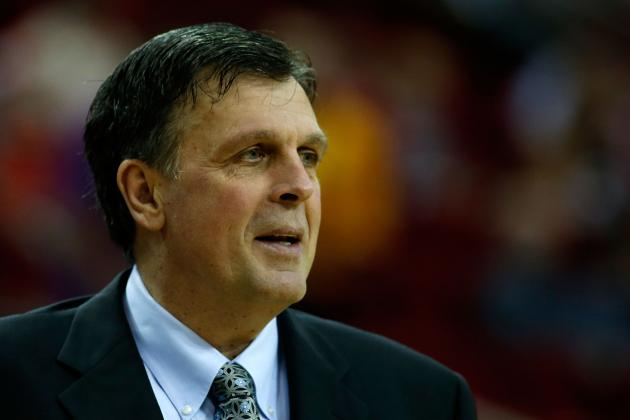 McHale Ends Long, Painful Road Back to Playoffs