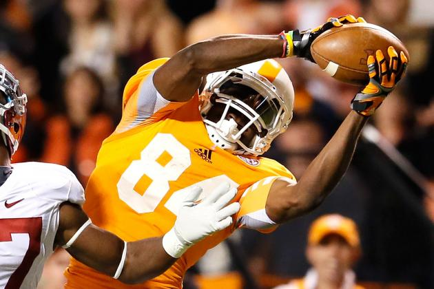 2013 NFL draft position preview: Wide receivers