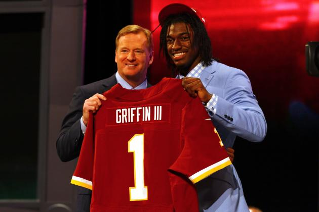 Redskins' Salary Cap Issues Entering NFL Draft Aren't as Bad as They Look