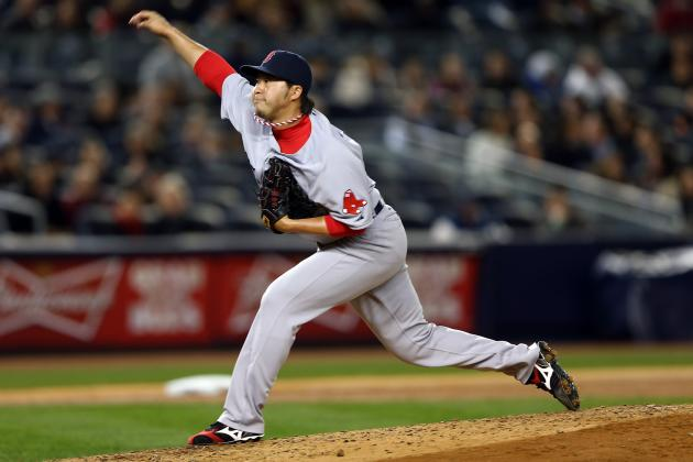 Boston Red Sox: Should They Consider Junichi Tazawa for Closer?