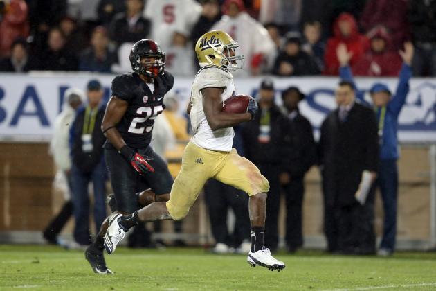Raiders Draft Outlook: Running Backs
