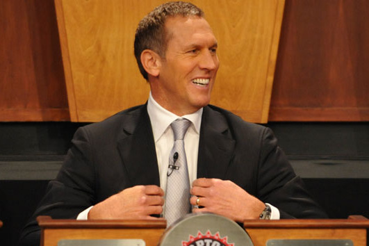 Raptors GM on Casey, Bargnani, Draft, Lowry