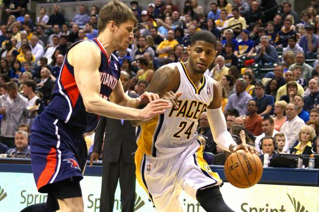 Front-Line Battle Will Decide Atlanta Hawks vs. Indiana Pacers Series