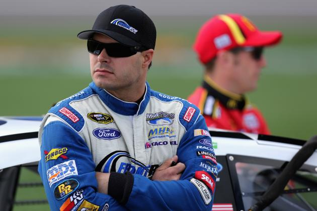David Gilliland to Danica Patrick: 'Shut Up and Race'