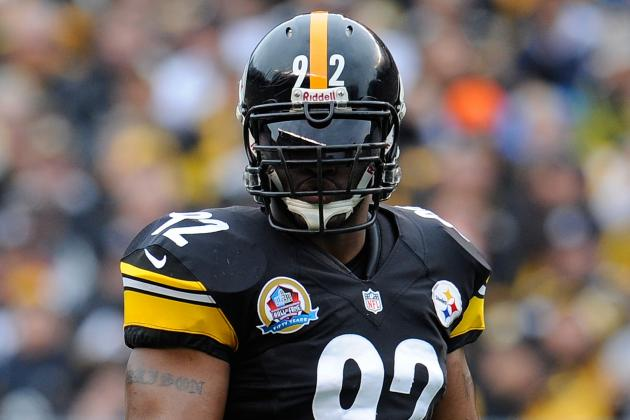 James Harrison Finally Inks Deal with Bengals