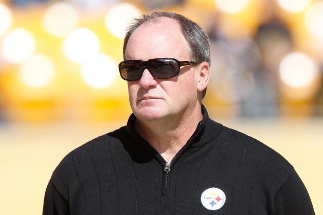 Colbert says Steelers don't plan to trade up in NFL Draft