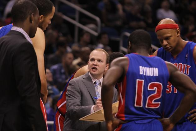Pistons Players Constantly Complained About Lawrence Frank