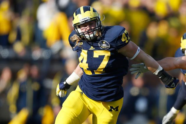 U-M Could Turn to Linebacker-by-Committee Approach to Replacing Jake Ryan