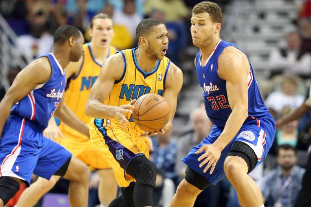 Demps Not Ruling out Eric Gordon Trade