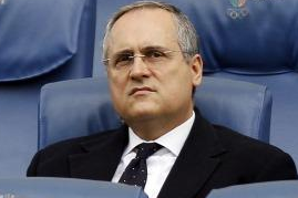 President: Lazio Not for Sale