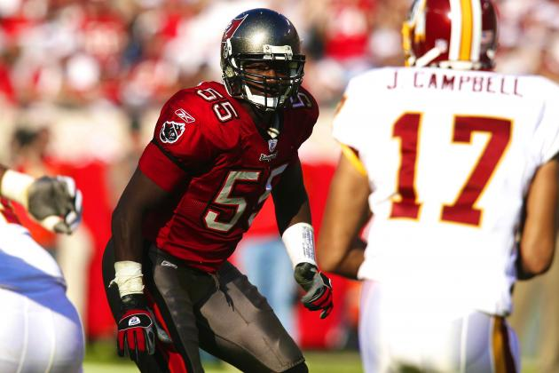 Top 10 Tampa Bay Buccaneers Draft Picks of All Time