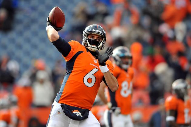 Is There a Chance the Broncos Pick a QB in the NFL Draft?