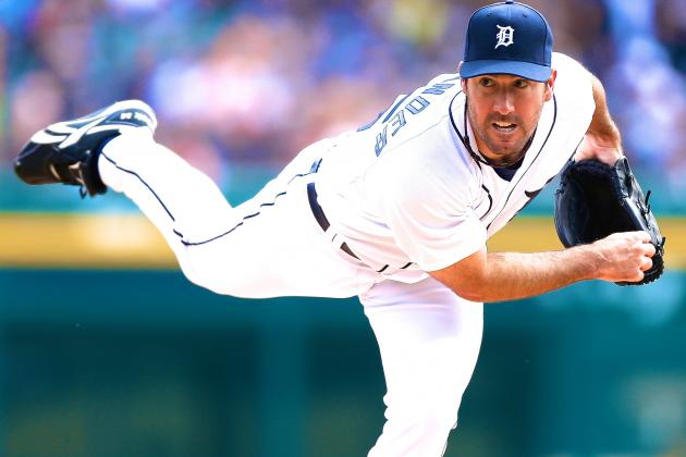 Should the Tigers Fear Justin Verlander's Velocity Drop After Record Contract?