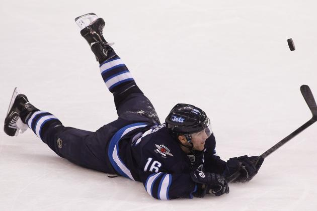 Andrew Ladd, Brad Richards, Logan Couture Named NHL's 'Three Stars' of Week