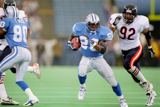 Top 10 Detroit Lions Draft Picks of All Time