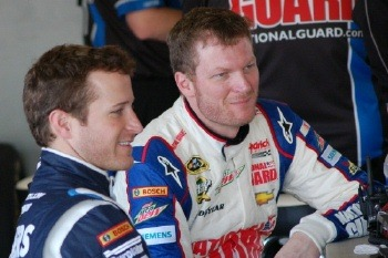 FYI WIRZ: NASCAR's Dale Earnhardt Jr, Kasey Kahne Back in Top 5 After Race 8