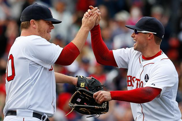 Red Sox Lineup and Notes vs. Athletics