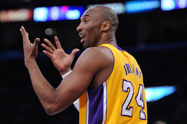 Kobe Won't Tweet During Games Anymore