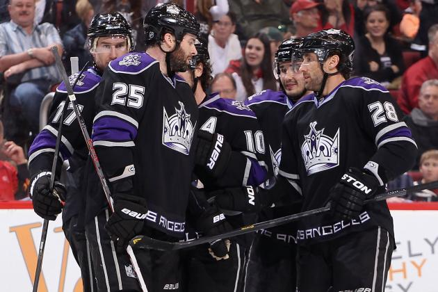 VIDEO: LA Kings Execute a Perfect Power Play with Precision Passing