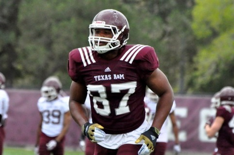 Three Texas A&M Newcomers Make List of Players to Watch for in SEC West