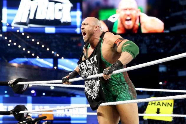 How Long Can WWE Protect Ryback with Pre-Taped Promos?