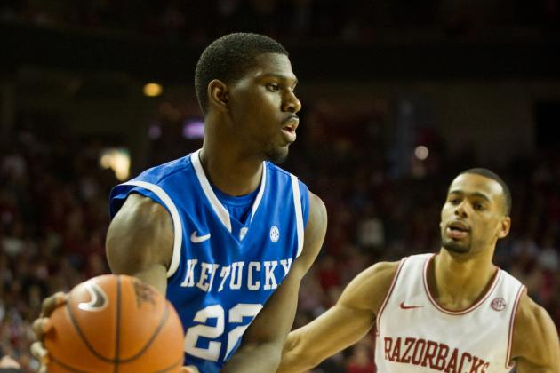 Q&As with Cauley-Stein, Poythress on Coming Back