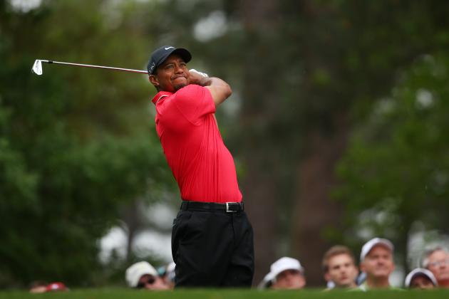 Tiger Woods: Why Winning the Masters Just Became More Difficult