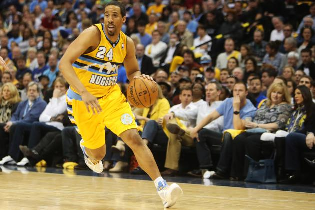 Andre Miller's 'Old Man Game' Takes over in Game 1
