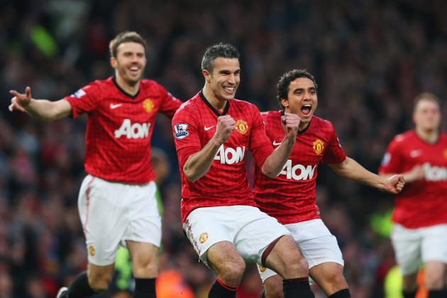 Only 1 Player from '13 Champions Make It in to an All-Time Manchester United XI