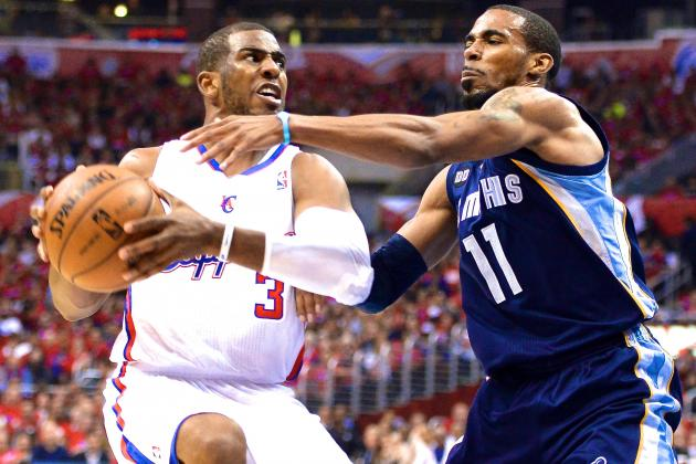 Will Any NBA 1st-Round Playoff Series Be Close This Year?