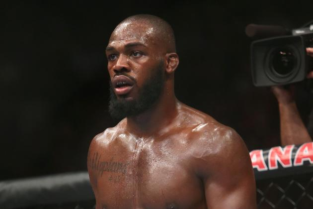 Jon Jones Wants to Top Tito Ortiz's Record Then He Will Entertain Superfights