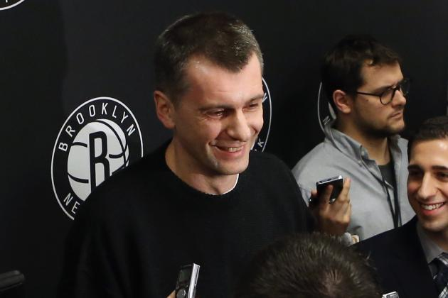 Prokhorov: Team 'One Good Player' Away