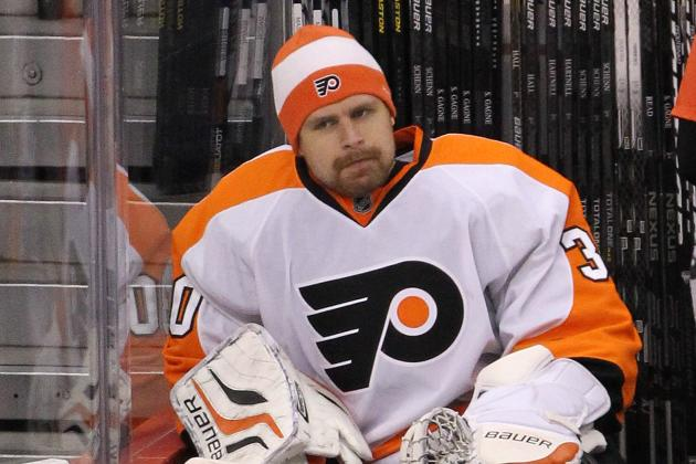 No Reason to See Flyers Goalie Ilya Bryzgalov Again This Year