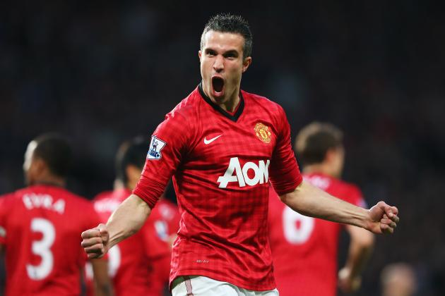 Robin Van Persie: RVP Likely Earned Golden Boot After Showing vs. Aston Villa