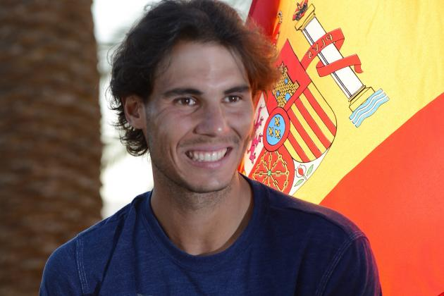 Nadal Returns to Barcelona After Monte Carlo Loss