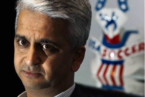 Sunil Gulati Willing to Disclose FIFA Pay to Exco