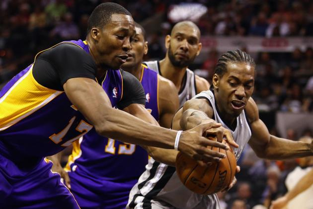Breaking Down How San Antonio Spurs Are Defending Dwight Howard and Pau Gasol