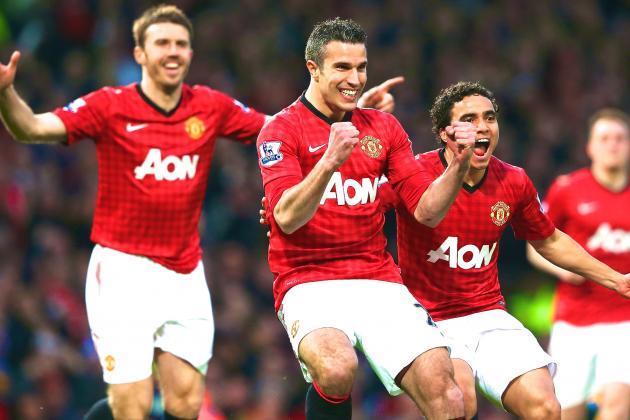 Manchester United vs. Aston Villa: Premier League Live Score, Highlights, Recap