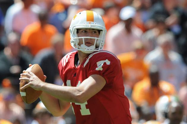 Vols Quarterbacks Must Lead