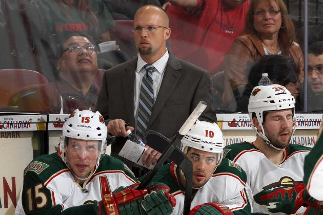 Yeo on Wild's Situation: 'It's Supposed to Be Hard'